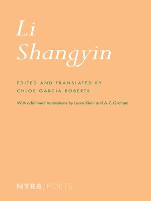 Li shangyin . Li Shangyin.
