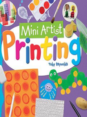Printing . Toby Reynolds.