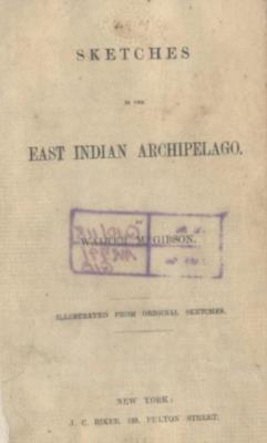 Sketches in the East Indian Archipelago