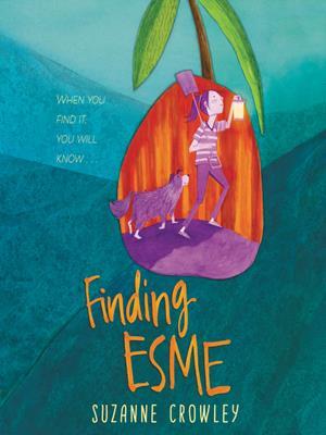 Finding esme . Suzanne Crowley.