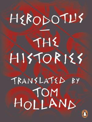 The histories [electronic resource]. Herodotus.
