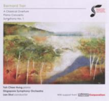A classical overture ; Piano concerto ; Symphony no. 1