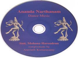 Ananda Narthanam Dance Music
