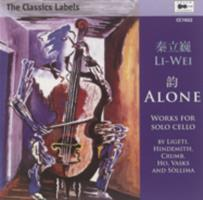 韵 alone : works for solo cello by Ligeti, Hindemith, Crumb, Ho, Vasks and Sollima