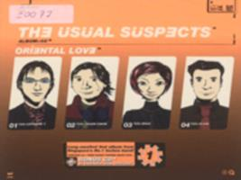 The Usual Suspects : oriental love, album 02