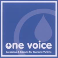 One voice : Eurasians & friends for tsunami victims