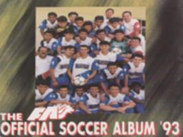The FAS official soccer album '93