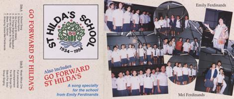 St Hilda's School : 1934-1994