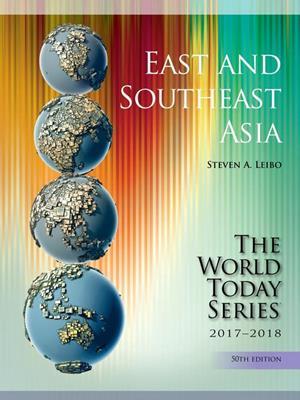 East and southeast asia 2017-2018 . Steven A Leibo.