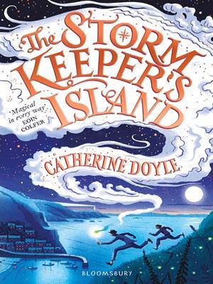 The storm keeper's island . Catherine Doyle.