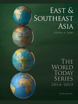 East and southeast asia 2014 . Steven Leibo.
