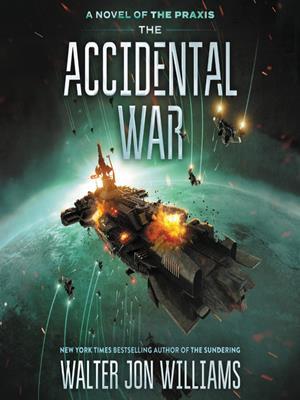 The accidental war  : A Novel. Walter Jon Williams.