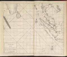 A chart of the East Indian Ocean from the Islands of Maldivy to Cambodia (Shelfmark(s): Maps C.11.a.5.(33))