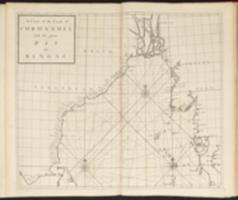 A chart of the coast of Cormandel and the great Bay of Bengal (Shelfmark(s): Maps C.11.a.5.(35.))