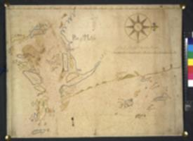 A chart of the Straits of Sincapura; drawn [by Thomas Bowrey?]  on a scale of 8 inches to a degree (Shelfmark(s): Add MS 5222.10)
